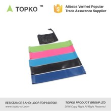 Wholesale Private Label Printing Stretch Loop Latex Resistance Band Set