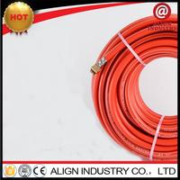 metal clip corrugated gas tube