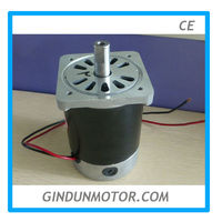 24V 350W Brush dc motor for electric tools