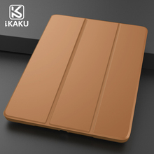 9.7 official advanced quality auto sleep wake ultra slim anti cracking ultrathin three fold pu case cover for ipad pro 9.7 air 2