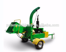 Mini Mobile Wood Chipper