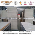 insulated fireproof Rockwool Sandwich Panels for Roof&Wall
