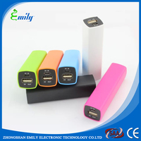Top quality quick charge ultra thin power bank