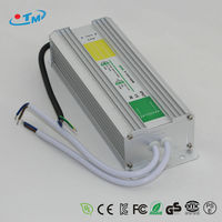 12V 120W Constant Voltage Waterproof IP67 power supply led driver 120w With CE RoHS