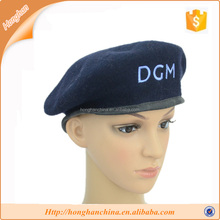 Promotional Cheap Custom French Hat beret military beret