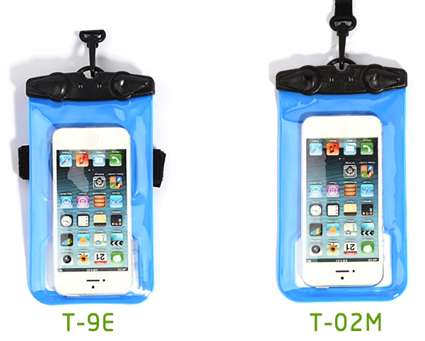waterproof phone pouch for diving to max.20m(SD-WB-016)