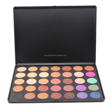 private label makeup water proof 35 color eyeshadow palette