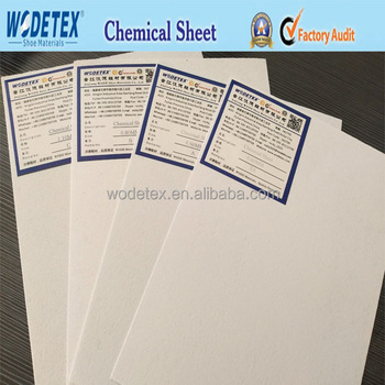 nonwoven chemical sheet factory