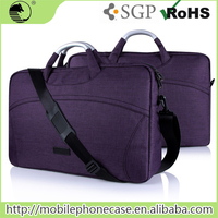 18.4 inch Laptop Computer Portable Bag With 4 with Shoulder Strap