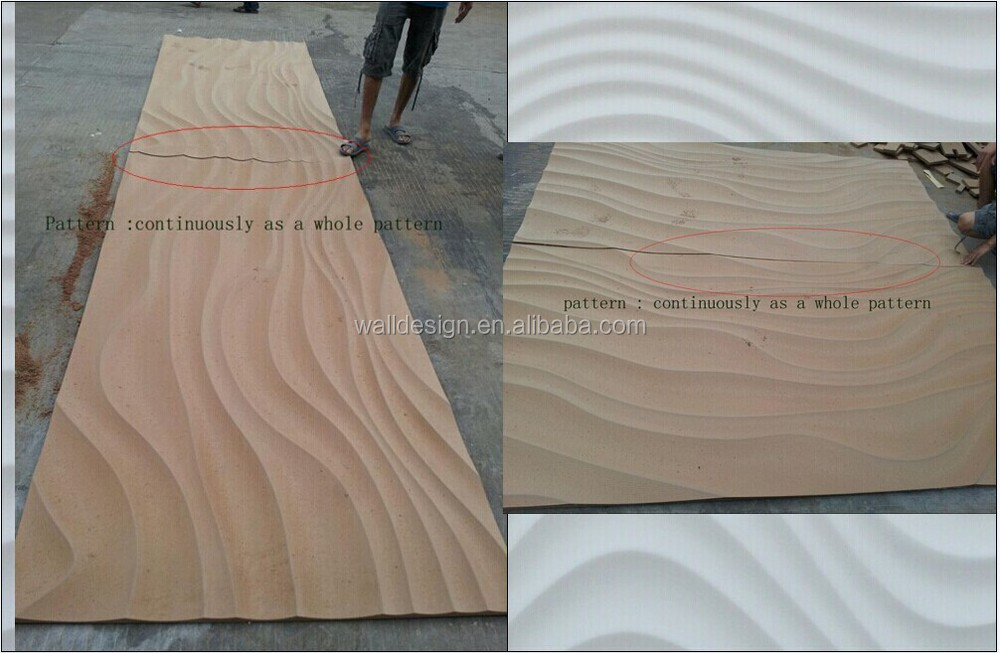 decorative MDF wall panels