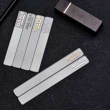 High quality crystal foot files nail file