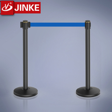 Road Steel Bollard Metal Barrier Non Removable Traffic Control Barrier