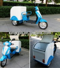 Hot sale 500W-800W three wheel electric cleaning vehicle