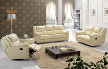 living room furniture modern leather mechanism recliner sofa