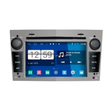 Gray Color Car Stereo player Android For Opel antara with WIFI GPS navigation BT/FM/SD/USB Capacitive screen Car Accessories