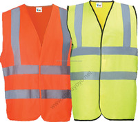 EN ISO 20471 Safety Vest UU204