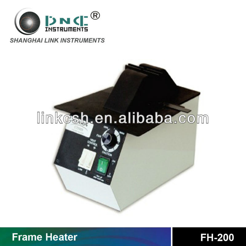 Optical lab instruments optical lens frame warmer, View frame warmer ...