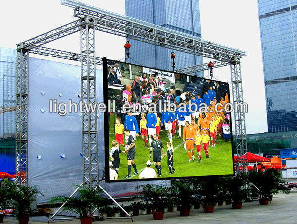 alibaba outdoor full color p10 led display video xxx japan