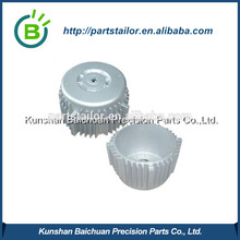 High qulity precision Natural anodized aluminum parts made in China
