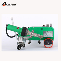 High Frequency PVC Hot Air Welding Machine /PVC flex Banner Welder