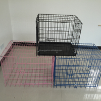 "18"", 24"", 30"" 36"" 42"", 48"" Pet Cage For Dog"
