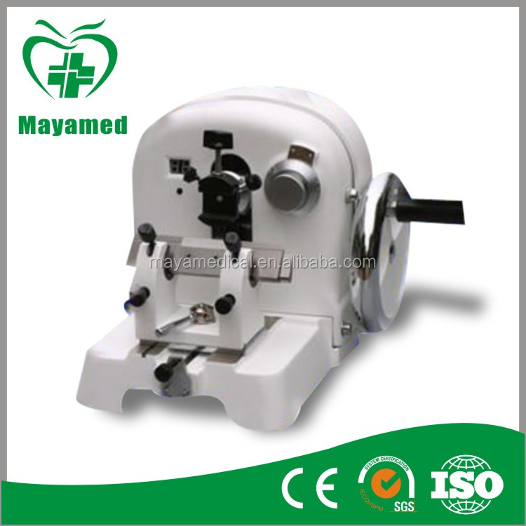 MY-B121 Advanced manual Precision cheap lab Rotary microtome