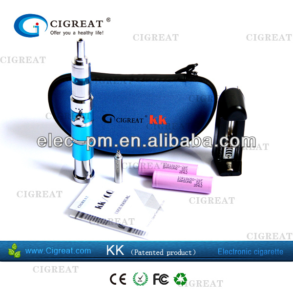 2013 new products on market,Cigreat -KK,king Ecig