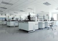 Science lab furniture centre table designs chemistry laboratory