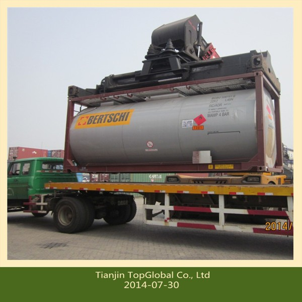 petrochemical catalyst dimethyl disulfide dmds iso tank container