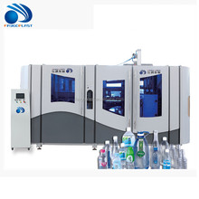 Fully automatic manufacturers price 1 liter plastic pet water bottle extrusion blow molding / moulding machine for sale