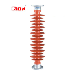72.5kV composite pin post polymeric insulator with best price and quality