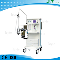 LT560B3 icu 8.4 inch LCD anesthesia machine with ventilator