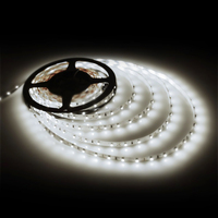 5050 led strip 60leds/m dc 12v ip20 Super bright SMD 3014 LED Strip 12V, 4mm LED strip 198 LEDs/meter
