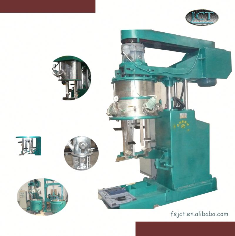 JCT planetary meat chopper mixer