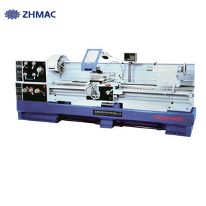 CQ6280 High Precision Gap Bed Lathe Machine / Horizontal Lathe for sale