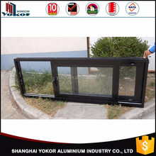 Hot China Factory Price Import double glazing aluminium glass windows and doors