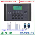 Auto dial & SMS GSM wireless home usage alarm system (BL6000)
