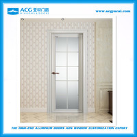Alibaba China surface treatment for aluminum residential casement doors