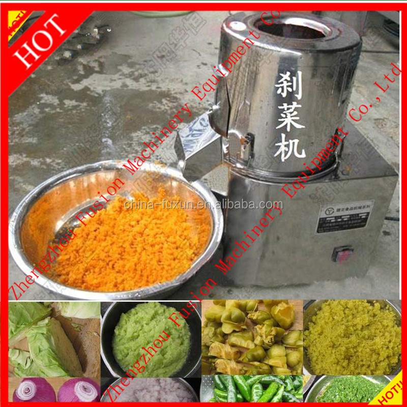 industrial vegetable chopper/electric vegetable shredder