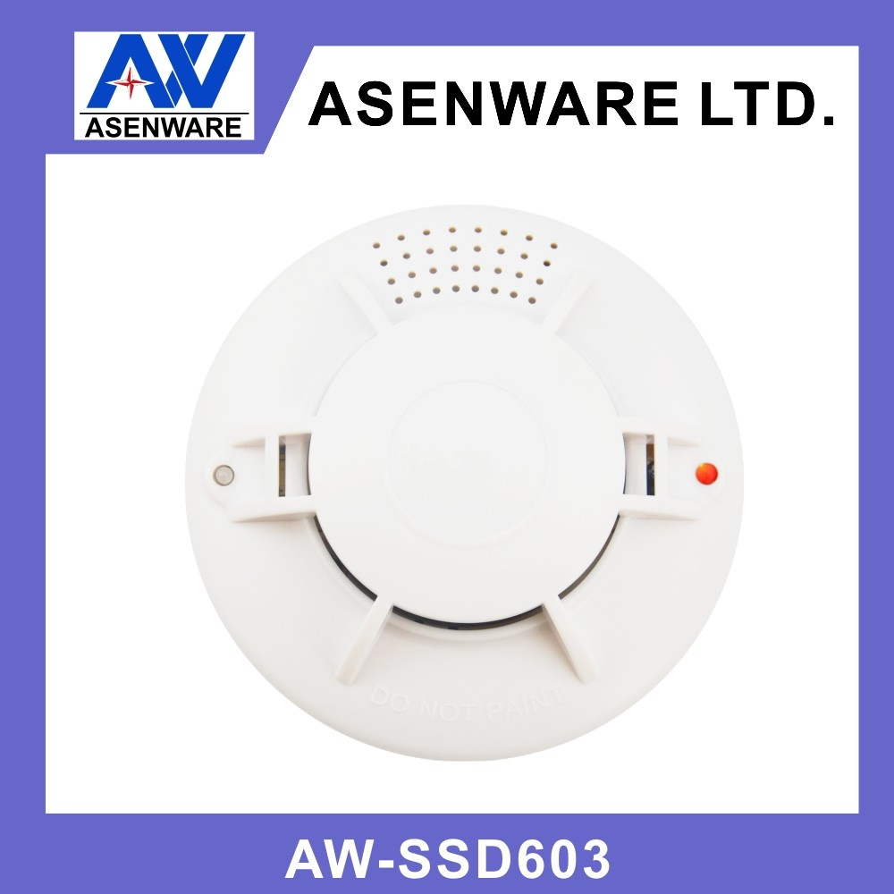 Independent smoke detector fire alarm system home security products