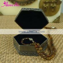 A6009SP New Design Metal European Wedding Favor and Gift Box
