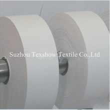 Jumbo Roll nylon taffeta Label fabric label [Eco-Friendly, Washable, printing clear and steady]