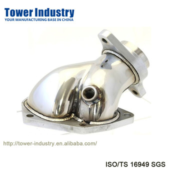 Racing Turbo Outlet,Stainless Steel Turbo Outlet