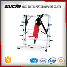 China commercial Hammer Strength fitness equipment ISO-Lateral Wide Chest with good quality &the best factory price