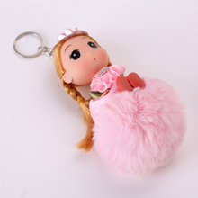 Ddung 8 colors of beautiful, lovely 18 cm confused Mini doll, send girl fashion decorations, Christmas holiday gifts, baby Model