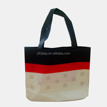 Customer printing promotional cheap printed shopping bags