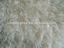 100%polyester plush/sherpa/fleece toy plush fabric
