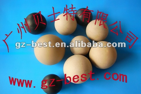 EXcellent quality rubber and balls(very roundness )