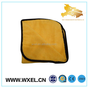 low cost microfiber car towel wash
