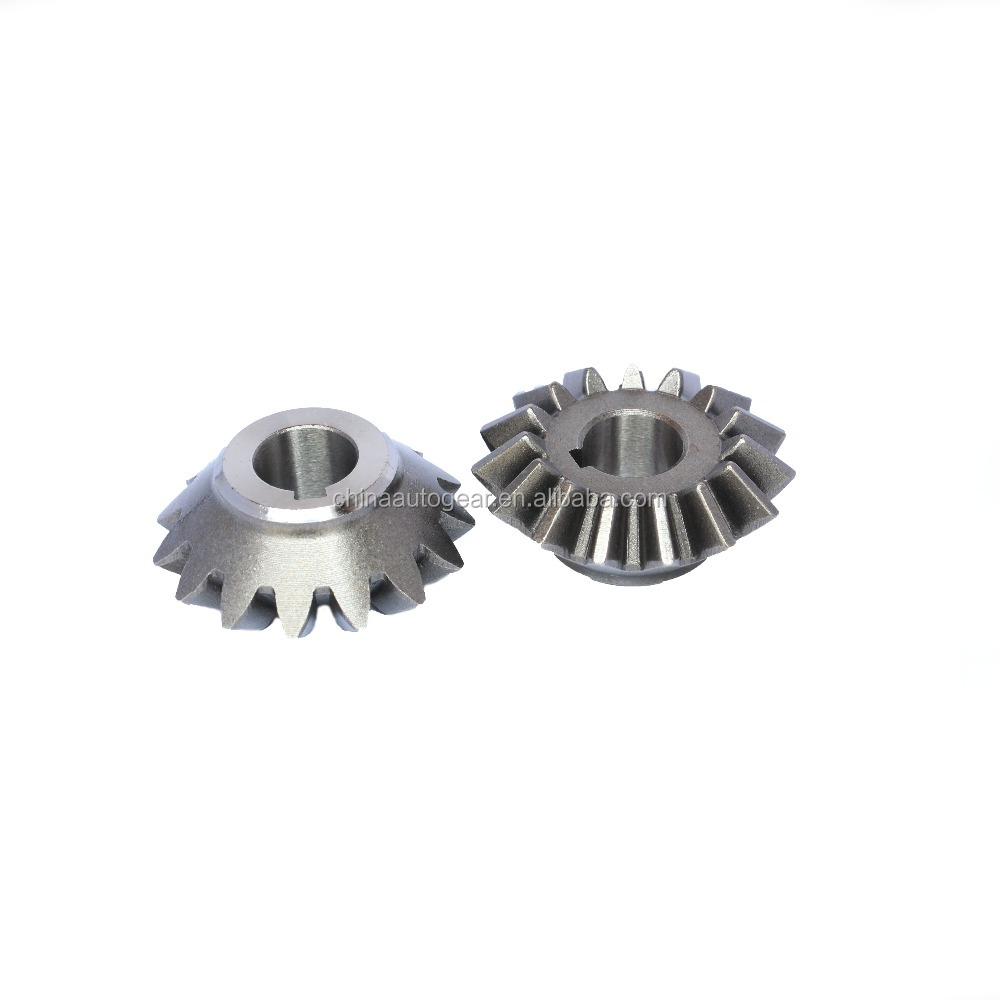 automotive parts differential bevel gear / straight bevel gears